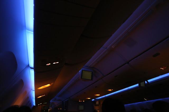 JAL夜間照明